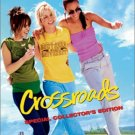 crossroads - britney spears DVD 2002 paramount used mint