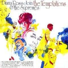 diana ross & the supremes join the temptations CD 1986 motown 11 tracks used mint