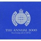 ministry of sound - the annual 2000 mixed by judge jules & tall paul CD 2-discs 2000 used