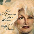 just because i'm a woman - songs of dolly parton CD 2003 sugar hill 13 racks used