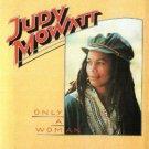 judy mowatt - only a woman CD 1988 shanachie 10 tracks used mint