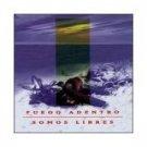 fuego adentro - somos libres CD 1997 sarzo music 10 tracks used mint