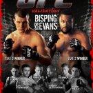 UFC 78 validation bisping vs evans DVD 2008 zuffa new