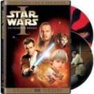 star wars I - phantom menace DVD 2-discs 2007 20th century fox used mint