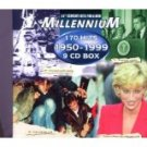 millennium 170 hits 1950 - 1999 9 CD box 1999 disky used mint