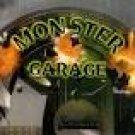 monster garage volume 1 - various artists CD 2002 amygdala 13 tracks used mint