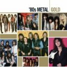 '80s metal gold - various artists CD 2-discs 2007 hip-o BMG Direct 32 tracks used mint