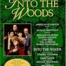 into the woods - original broadway cast DVD 1987 landesman 153 minutes used mint