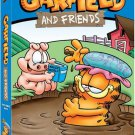garfield and friends volume one DVD 3-disc set 2004 20th century fox used mint