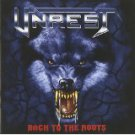unrest - back to the roots CD 2-discs 2006 massacre 20 tracks used mint