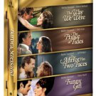 barbra streisand collection - way we were, prince of tides, mirror has two faces, funny girl 4DVDs