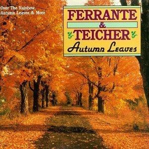 ferrante & teicher - autumn leaves CD 1993 sony 9 tracks used mint
