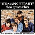 herman's hermits - their greatest hits CD 1987 abkco 16 tracks used mint