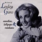 best of lesley gore - sunshine lollipops & rainbows CD 1998 rhino 20 tracks used mint