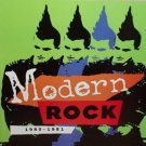 modern rock 1980 - 1981 - various artists CD 2-discs 1999 time life 24 tracks used mint