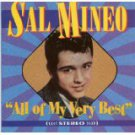 sal mineo - all of my very best CD 1987 string music 23 tracks used mint