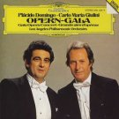 placido domingo + carlo maria giulini - opern-gala CD 1981 DG polydor 9 tracks used mint