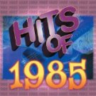 hits of 1985 - various artists CD 1999 sony 10 tracks used mint