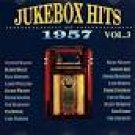 jukebox hits of 1957 vol.3 - various artistis CD 1992 double d entertainment 29 tracks used mint