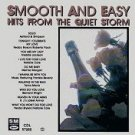 smooth and easy: hits from the quiet storm - various artists CD 1990 capitol 10 tracks used mint