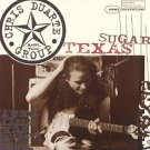 chris duarte group - sugar texas strat magik CD 1994 zomba silvertone 9 tracks used mint