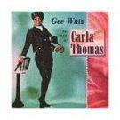 best of carla thomas - gee whiz CD 1994 rhino 20 tracks used mint
