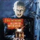 hellraiser / hellbound: hellraiser II DVD 2-discs 2002 anchor bay starz used mint