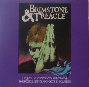 brimstone & treacle - original soundtrack CD 1982 A&M 13 tracks used