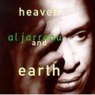 al jarreau - heaven and earth CD 1992 reprise BMG Direct 10 tracks used mint