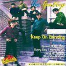 the gentrys - keep on dancing CD 1995 polygram collectables 14 tracks used mint