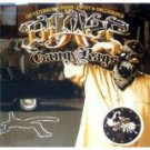blaze - gang rags CD extended version uncut & uncensored 2011 psychopathic used