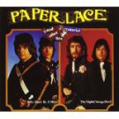 paper lace - and other bits of material CD 2003 repertoire 18 tracks used mint
