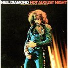 neil diamond - hot august night CD 1986 MCA used mint