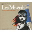 les miserables - original london cast recording CD 2-discs 1985 first night relativity used mint