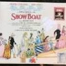 show boat - studio cast with von stade CD 3-discs 1988 EMI used