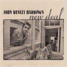 john wesley harding - new deal CD 1996 rhino 13 tracks used mint