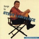steve lawrence - songs by steve lawrence CD 1994 taragon MCA 15 tracks used mint