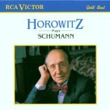 horowitz plays schumann CD 1989 RCA gold seal used mint