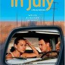 in july - christiane paul + moritz bleibtreu DVD 2004 koch lorber 06 mins used