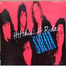 saraya - hitchin' a ride CD single 1991 polygram 2 tracks used mint