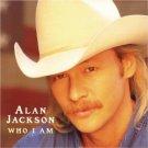 alan jackson - who i am CD 1994 arista 14 tracks used mint