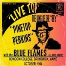 pinetop perkins - live top Cd 2005 95 north 12 tracks used mint