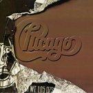 chicago - x CD 1976 columbia cbs 11 tracks used mint