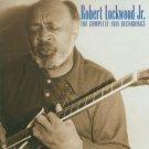 robert lockwood jr. - complete trix recordings CD 2-discs 2003 savoy jazz 25 tracks used mint