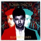 robin thicke - blurred lines CD 2013 interscope star trak 11 tracks used mint