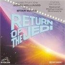 music from john williams star wars - return of the jedi CD 1983 RCA 11 tracks used mint