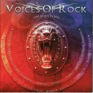 voices of rock - MMVII CD 2007 AOR Heaven 10 tracks used mint