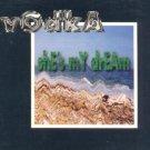 vodka - she's my dream CD 1995 brain disc oblivion 11 tracks used mint