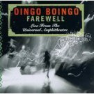 oingo boingo - farewell CD 2-discs 1996 A&M hollywood 30 tracks used mint