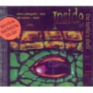 aaron yamaguchi + rob warner - inside the turtle's shell CD 15 tracks used mint